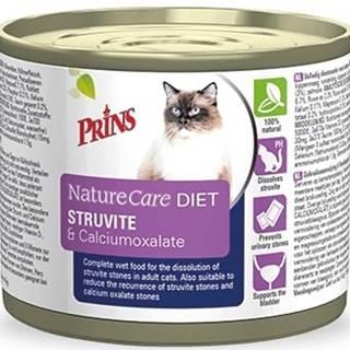 PRINS NatureCare Veterinary Diet STRUVITE & Calciumoxalate - 200 g