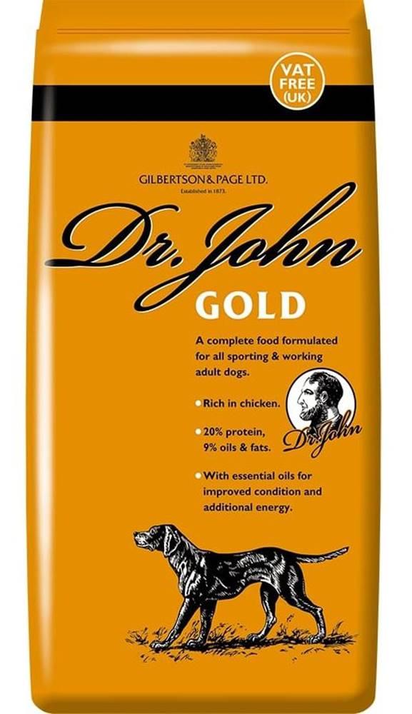 Gilpa GILPA dog DR.JOHN GOLD - 15kg