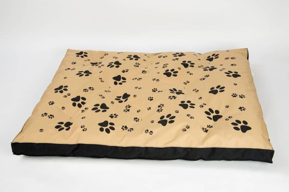 (bez zařazení) Pelech Suchard béžovo / čierna laba - 90x60cm