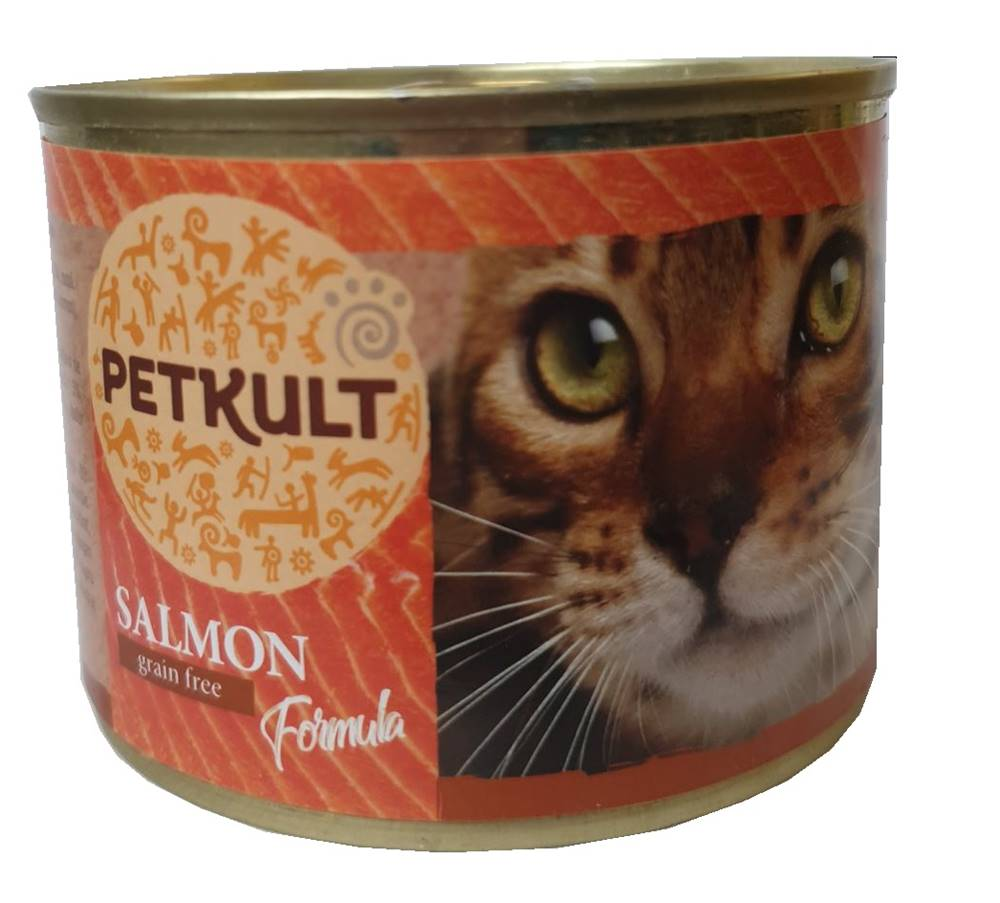 Petkult PETKULT  cat konz.  LOSOS - 185g