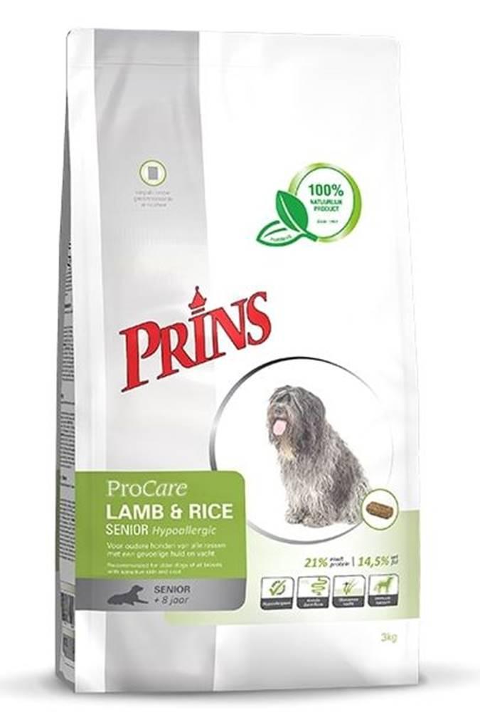 Prins PRINS ProCare SENIOR LAMB/rice - 15kg