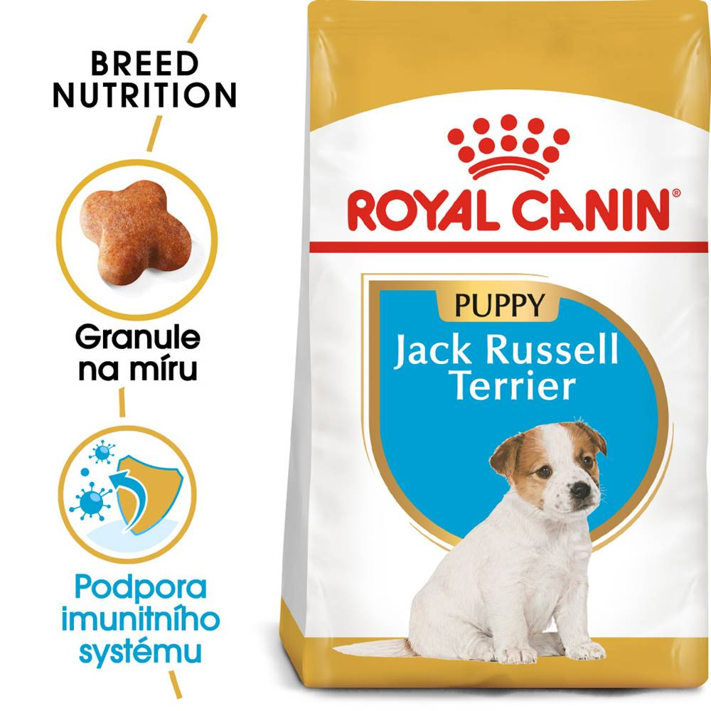 Royal Canin RC JACK RUSSELL JUNIOR - 500g