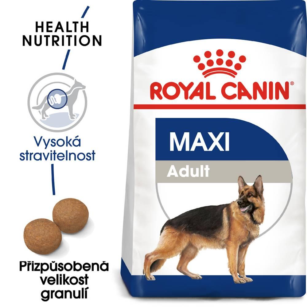 Royal Canin Royal Canin MAXI ADULT - 4kg