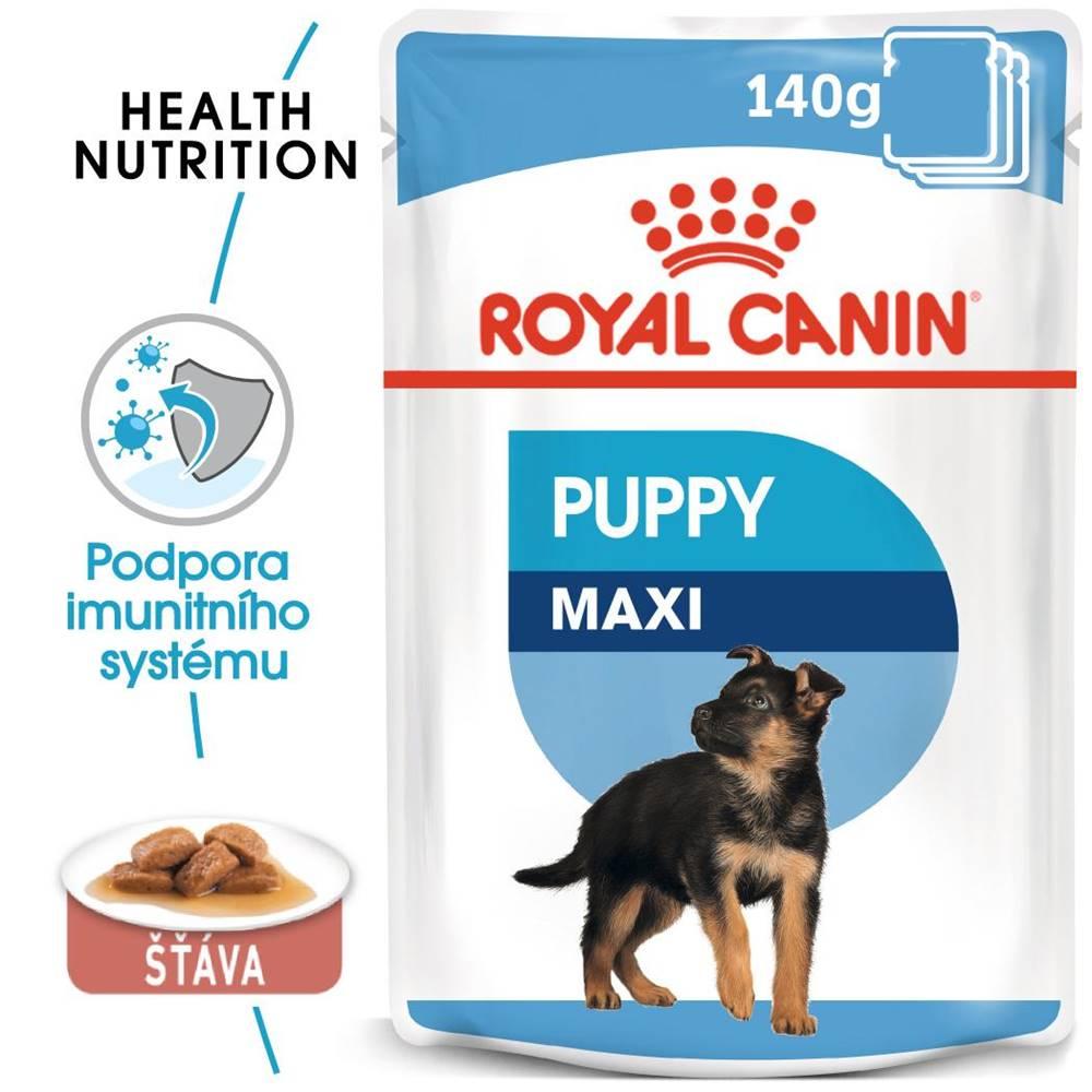 Royal Canin Royal Canin Maxi Puppy - kapsička pro velká štěňata - 140g