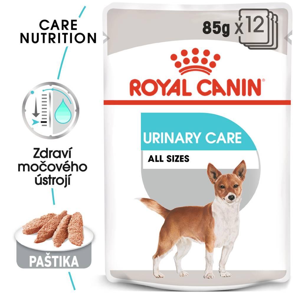 Royal Canin Royal Canin Urinary Care Dog Loaf - kapsička s paštikou pro psy s ledvinovými problémy - 85g