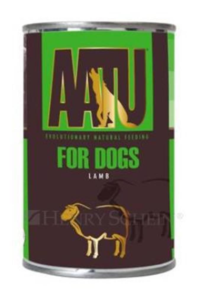 (bez zařazení) Aatu dog konz. WILD LAMB - 400g