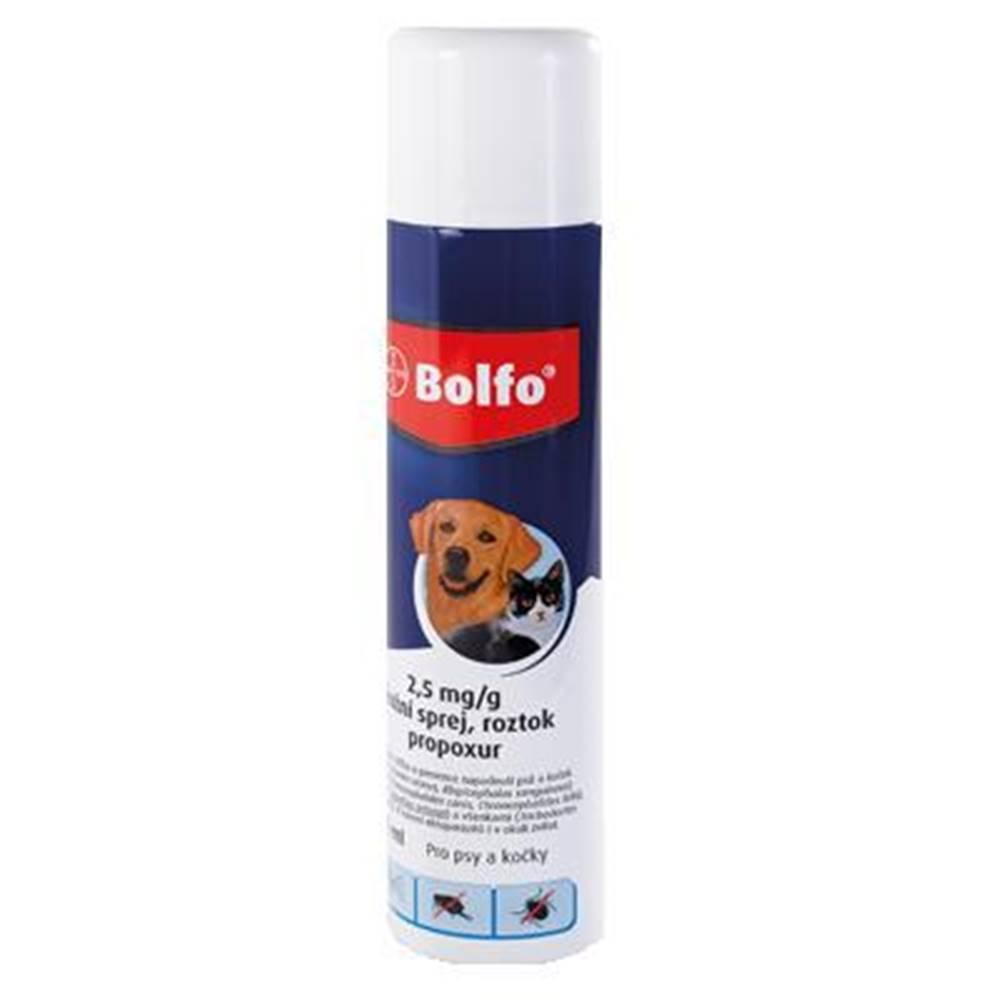 (bez zařazení) Antiparazitný spray  BOLFO - 250ml