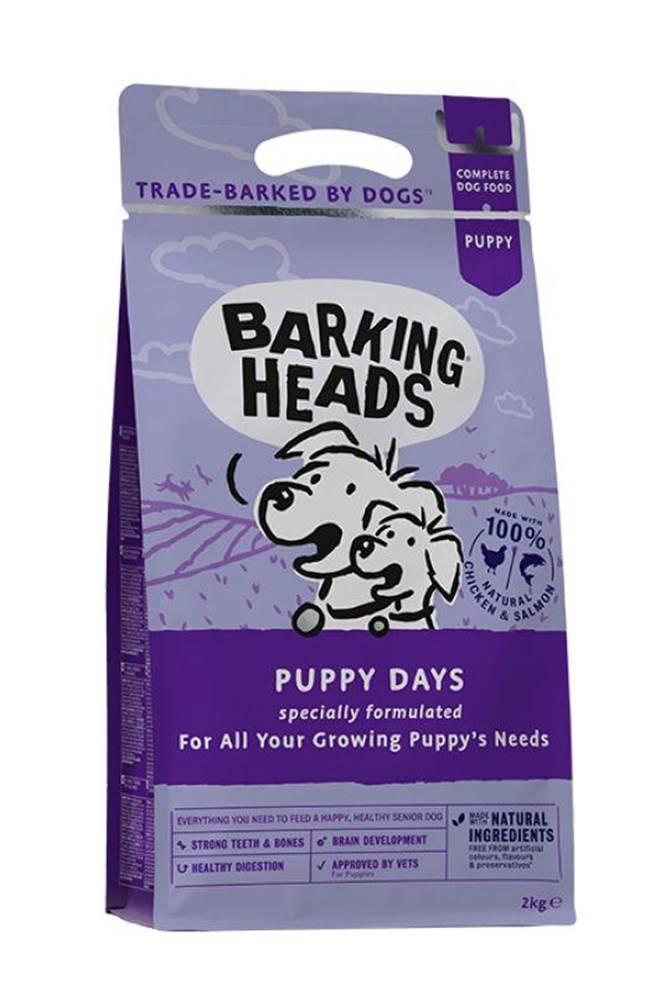 Barking heads Barking Heads PUPPY days - 2kg
