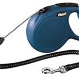 Flexi CLASSIC lanko  8m/20kg - Modré