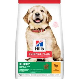 Hills PUPPY LARGE/chicken - 2,5kg