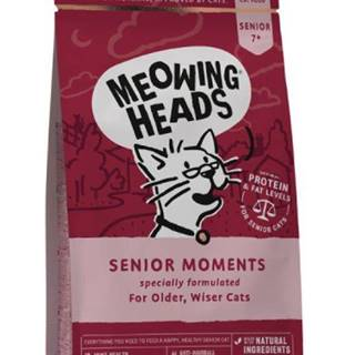 Meowing Heads  SENIOR MOMENTS - 450g