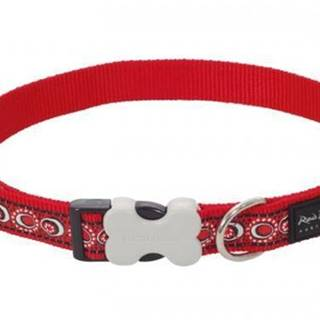 Obojok  RD COSMOS RED - 1,2/20-32cm