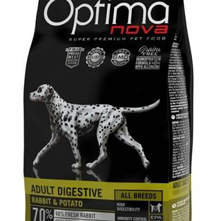OPTIMAnova dog  DIGESTIVE ADULT - 0,8kg