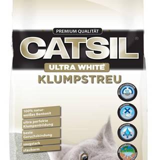 Podstielka CATSIL ultra white - 8l