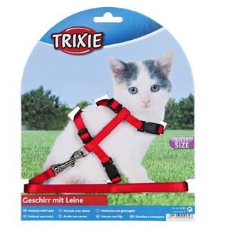 Postroj (trixie) CAT pre mačatá s vodítkom - 8mm/19-31cm/1,2m
