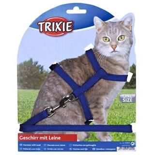 Postroj (trixie) CAT s vodítkom  - 22-42cm/1cm/1,25m