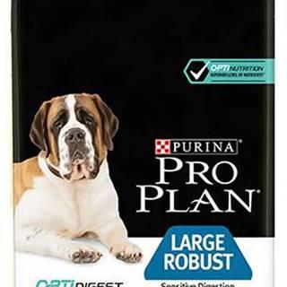 PROPLAN new ADULT LARGE robust Sensitive Digestion - 14kg