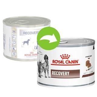 Royal Canin/ Feline Veterinary Diet RECOVERY konzerva - 195g