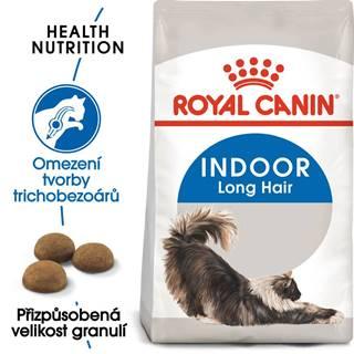 Royal Canin INDOOR LONGHAIR - 400g