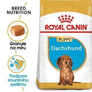 Royal Canin JAZVEČÍK JUNIOR - 1,5kg