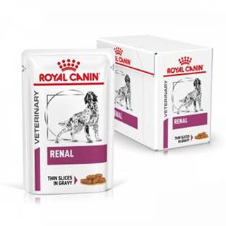 Royal Canin Veterinary Diet Dog RENAL Pouch vrecko - 100g