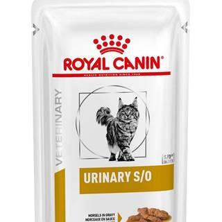 Royal Canin Veterinary Health Nutrition Cat URINARY S/O vrecko in Gravy - 85g