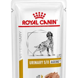 Royal Canin Veterinary Health Nutrition Dog URINARY S/O Age Pouch Loaf vrecko - 85g