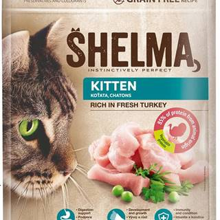 SHELMA cat  KITTEN turkey - 750g