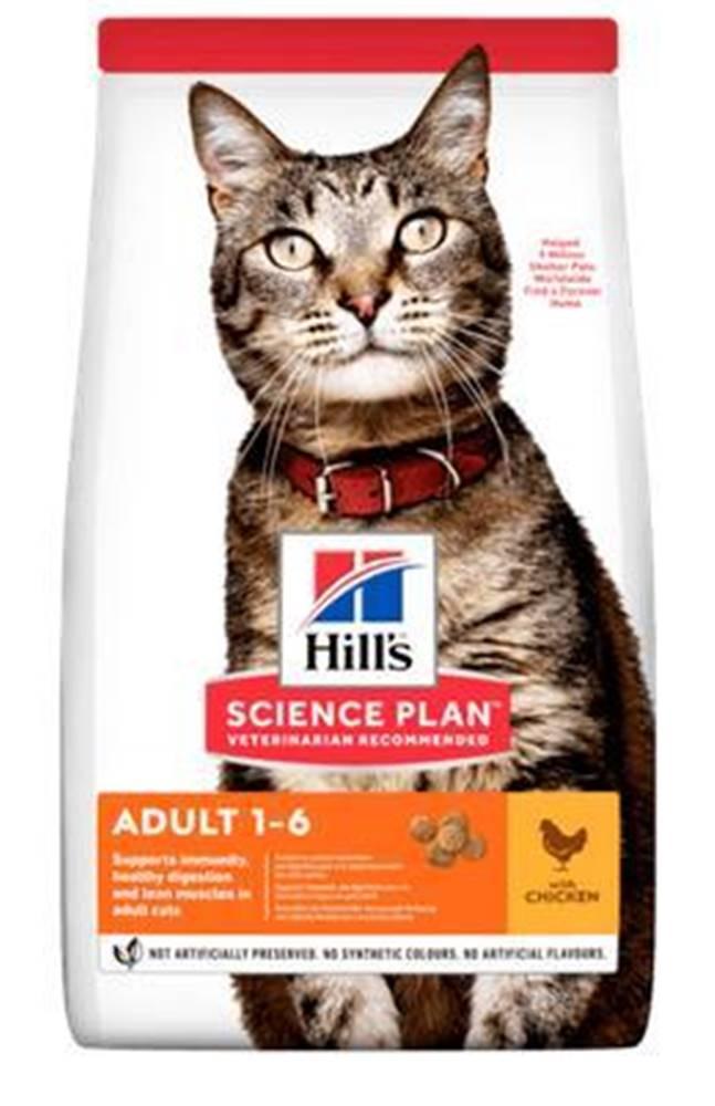 Hills Hills cat  ADULT/chicken - 300g