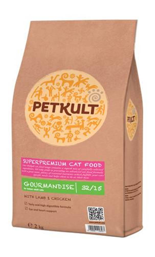 Petkult PETKULT  cat   GOURMANDISE - 2kg