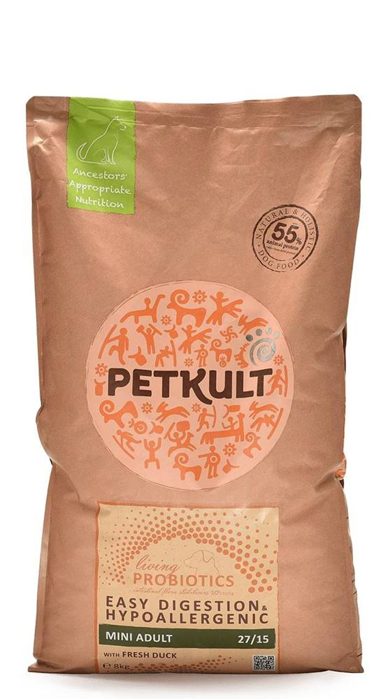 Petkult PETKULT dog PROBIOTICS MINI adult - 2kg