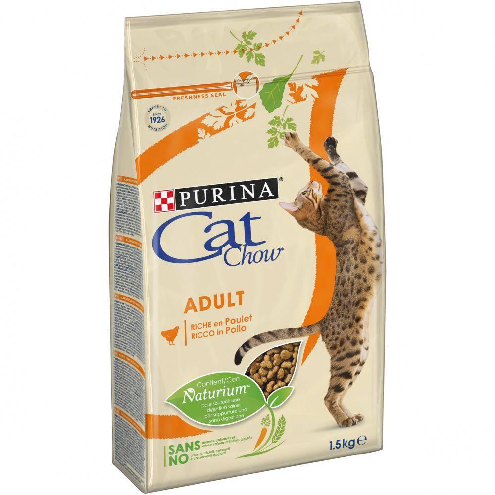 Purina PURINA cat chow ADULT kura - 1,5kg