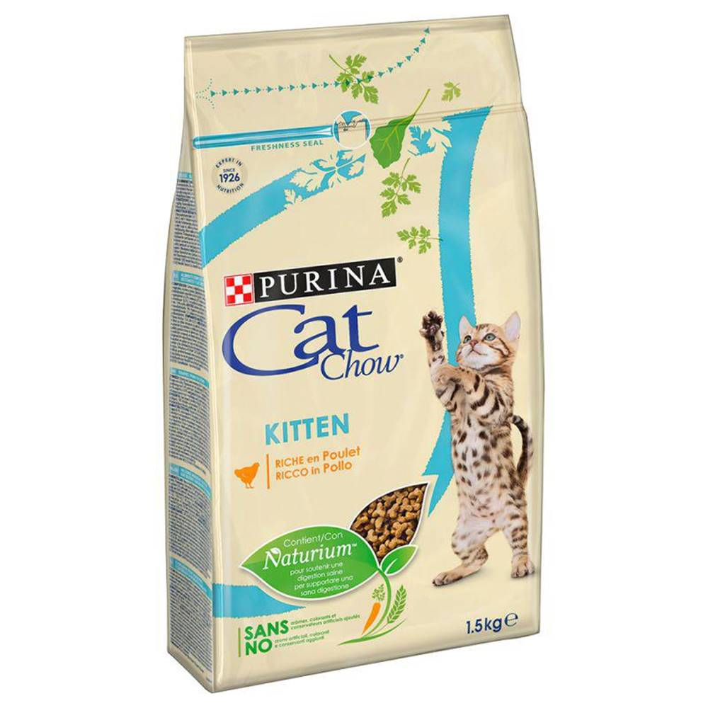 Purina PURINA cat chow  KITTEN - 1,5kg