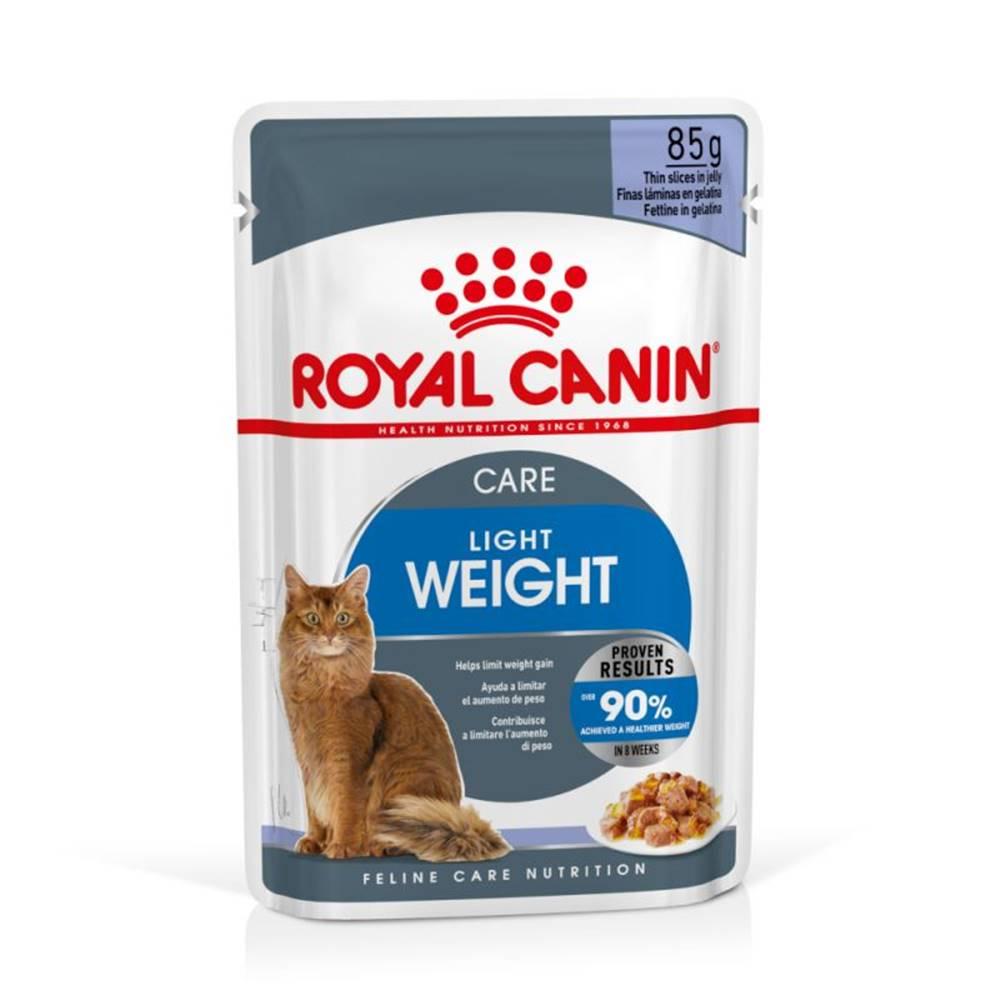 Royal Canin RC cat   kapsa  LIGHT v želé - 85g