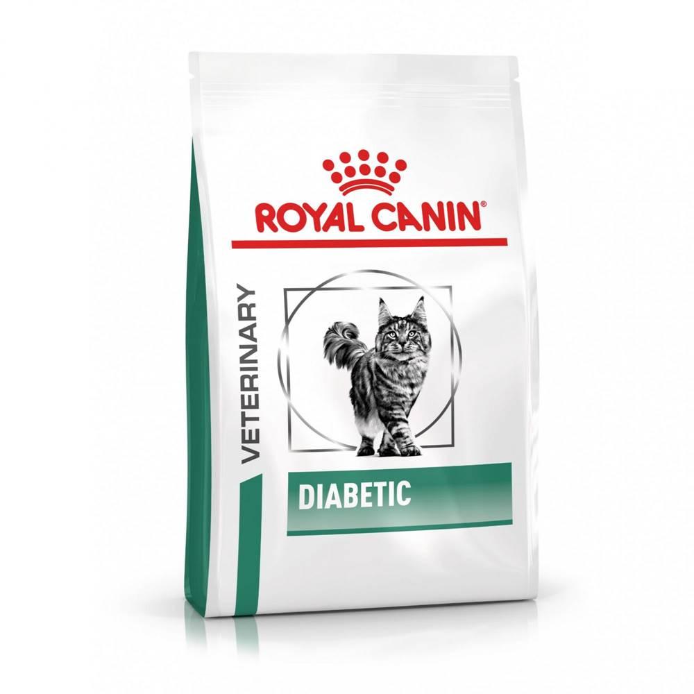 Royal Canin Royal Canin Veterinary Health Nutrition Cat DIABETIC - 1,5kg