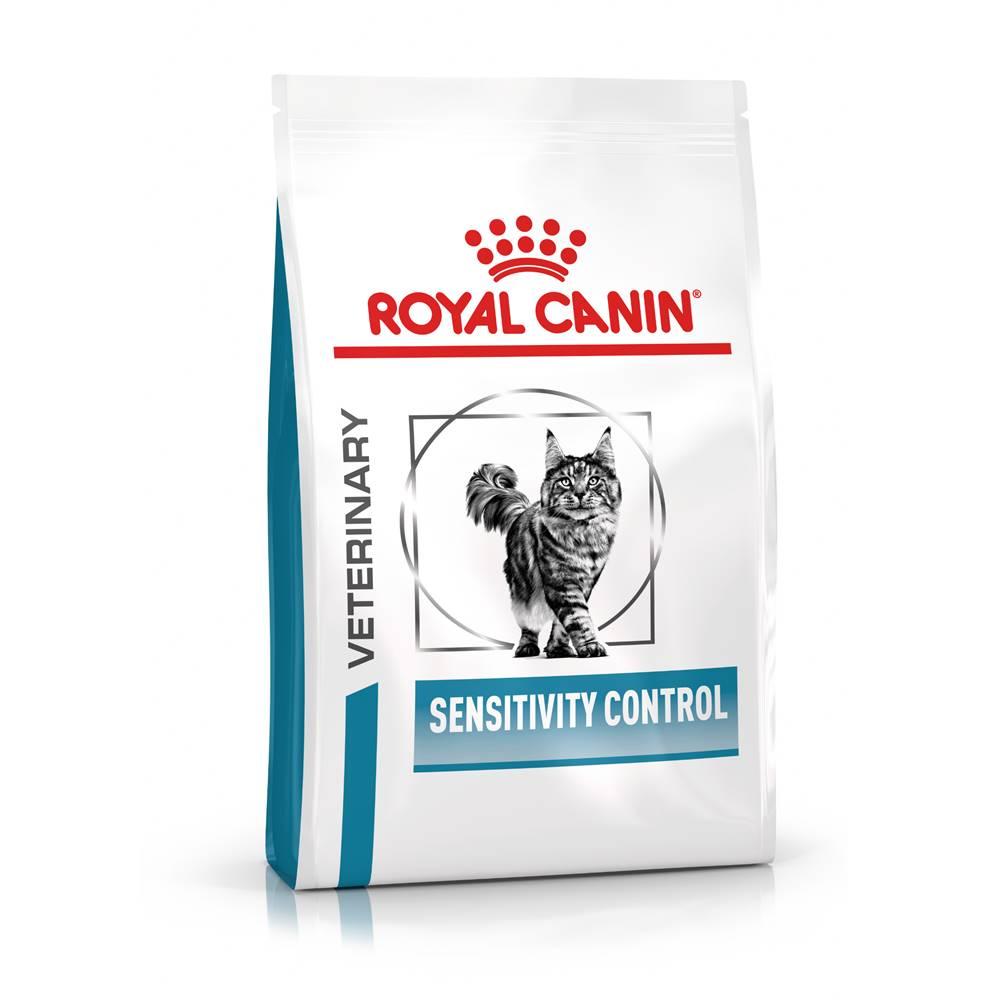 Royal Canin Royal Canin Veterinary Health Nutrition Cat SENSITIVITY CONTROL - 0,4kg