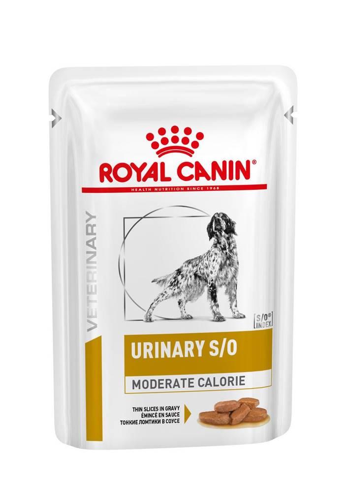 Royal Canin Royal Canin Veterinary Health Nutrition Dog URINARY S/O MC Pouch vrecko - 100g