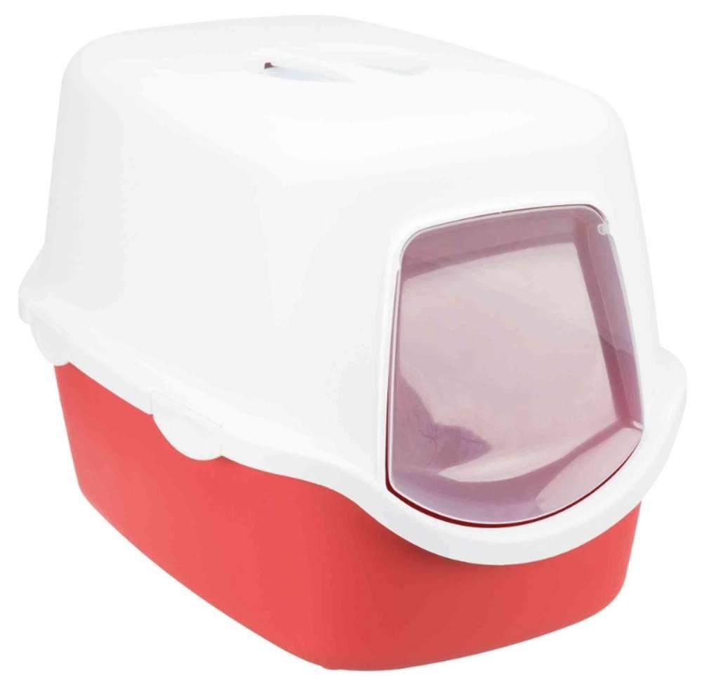 Trixie WC VICO bez filtru KORÁLOVĚ/krémové - 56x40x40 cm