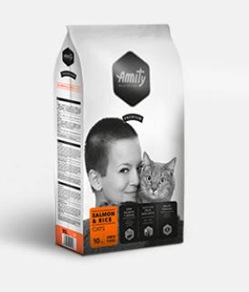 Amity AMITY premium cat SALMON/rice - 1,5kg