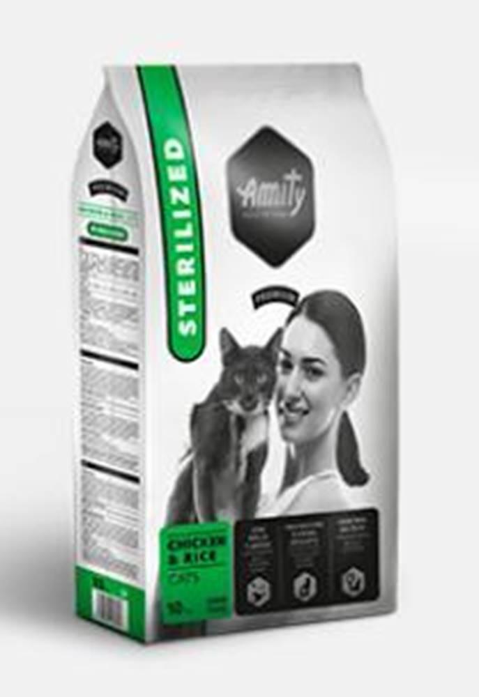 Amity AMITY premium cat STERILISED chicken/rice - 1,5kg
