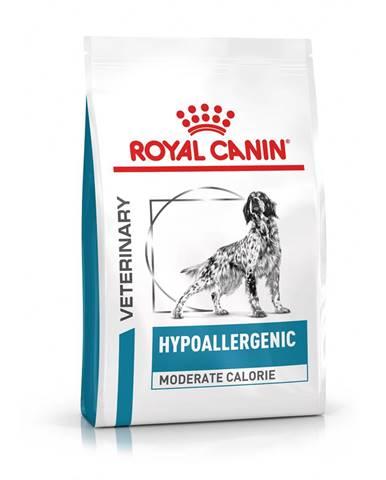 Royal Canin Veterinary Health Nutrition Dog HYPOALLERGENIC MC - 1,5kg