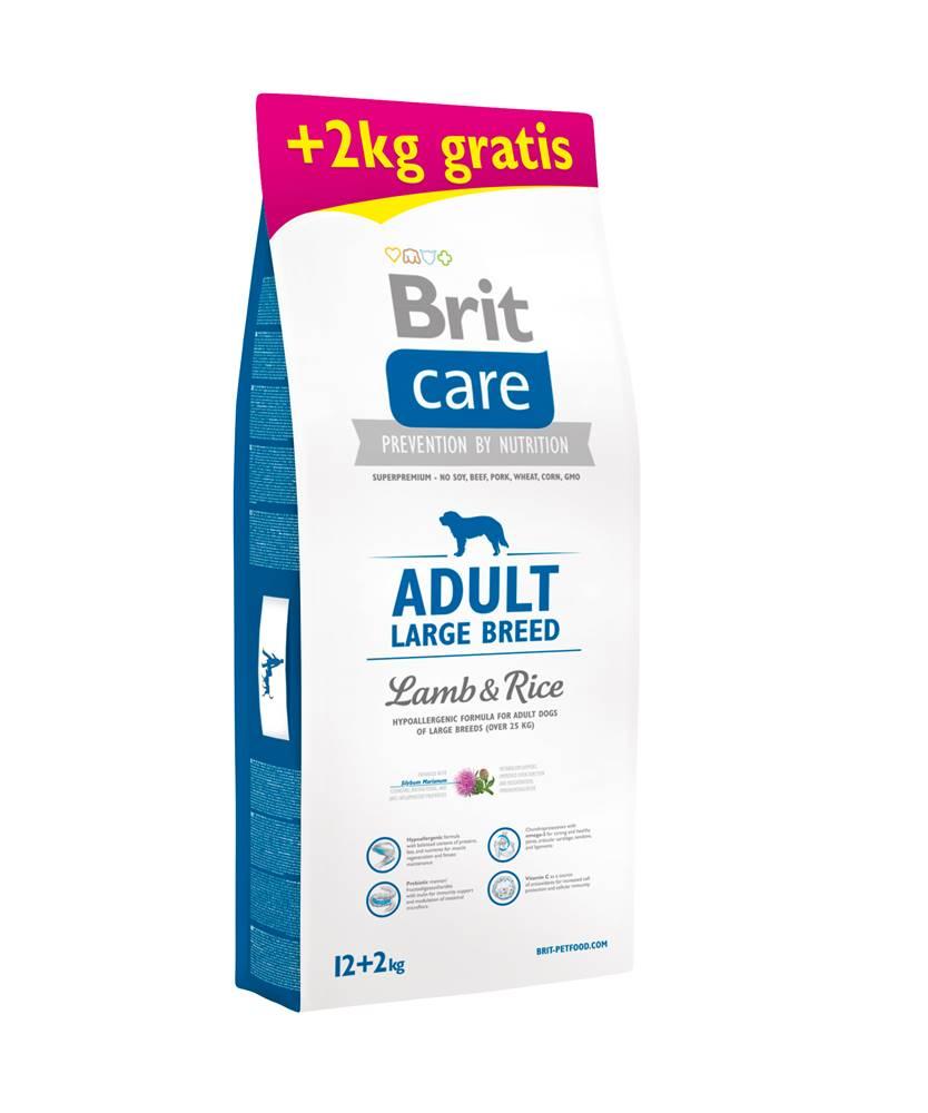 Brit Care Brit Care dog Adult Large Breed Lamb & Rice - 1kg