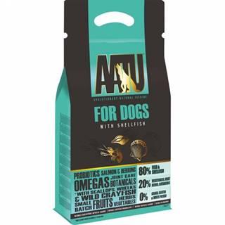 AATU dog 80/20 FISH/shellfish - 1,5kg