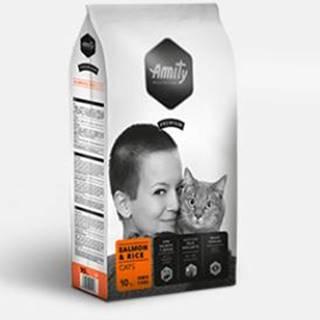AMITY premium cat SALMON/rice - 1,5kg