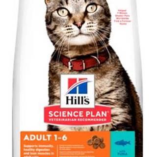 Hills cat  ADULT/tuna - 10kg