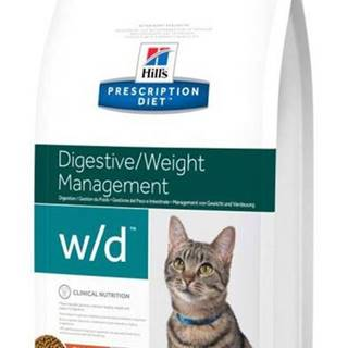Hills cat  w/d  low fat - 1,5kg