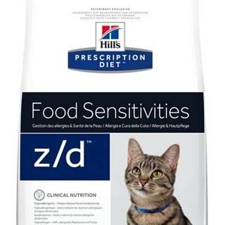 Hills cat  z/d  Low Allergen - 2kg