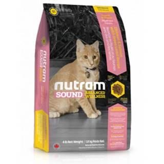 NUTRAM cat   S1  -  SOUND  KITTEN - 1,13kg