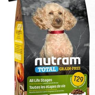 NUTRAM dog T29 - TOTAL GF SMALL lamb/lentils  - 2kg