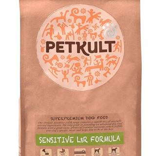 PETKULT dog  MAXI ADULT lamb/rice - 2kg